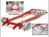 Complete Chassis fabrication Kugel